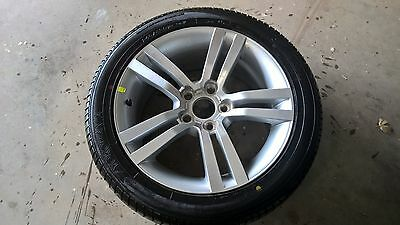 Holden Commodore VE 18 Inch Standard Alloy and Tyre - SV6 SS - Brand New
