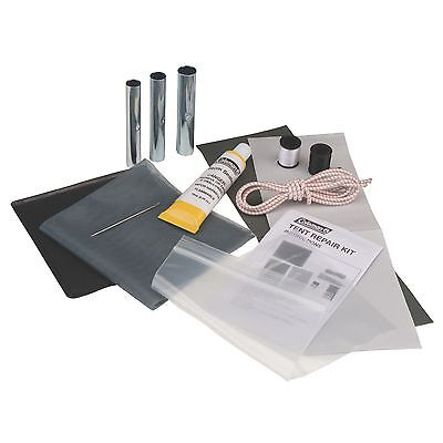 Coleman Tent Repair Kit / Camping / Tent Repairs / Patches / Seam Sealer / Cord