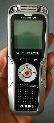 Philips DVT7000 Digital Voice Tracer Dictaphone Recorder