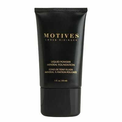 Motives Liquid Powder Mineral Foundation - Cream Beige