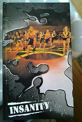Insanity workout dvd