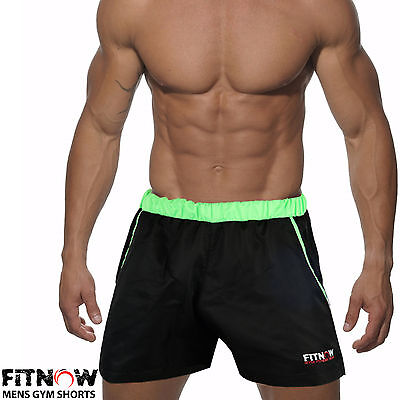 Mens Gym Shorts Fitness Training Sports Jogging Running Yoga Workout Short