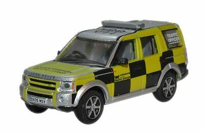 Oxford 76LRD004 00 PKW Land Rover Discovery Highways Agency