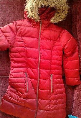 Next  girls coat.  Excellent condition.  Age 10 yrs very warm, longer length