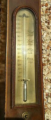 Barometer Part Thermometer For 19Th Century Barometer Very Nice Spare Or Repairs