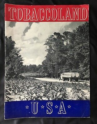 Tobaccoland USA - Large-Size 1942 Chesterfield Promotional Magazine