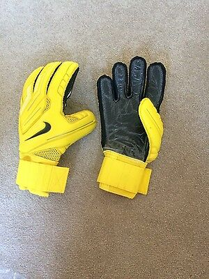 Nike SGT Promo Goalkeeper Gloves Size 9