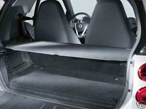 Cache Bagage Pour Smart Fortwo (Fl10) Comme Neuf