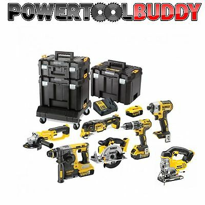 Dewalt DCK654P3T 18volt Li-ion 7 Pc Kit 3x 5.0ah Batteries *EXCLUSIVE*
