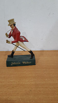 Statuette Dandy Johnnie Walker Johnny Statut Bar Pub Papi Et Cie Isle Adam