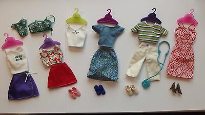 Barbie clothes and accessories - mixed lot