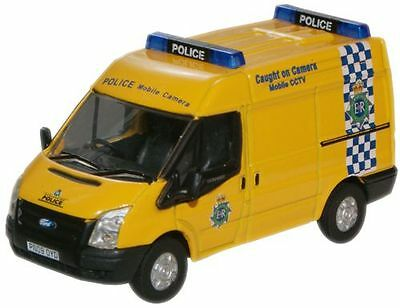 Oxford 76FT004 00 Ford Transit Merseyside Polizei Mobile Camera