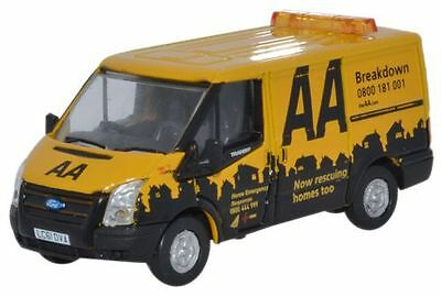 Oxford 76FT016 00 Ford Transit SWB Low Roof AA