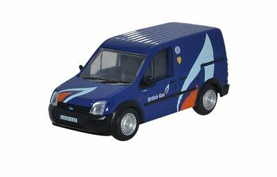 Oxford 76FTC004 00 Ford Transit Connect British Gas