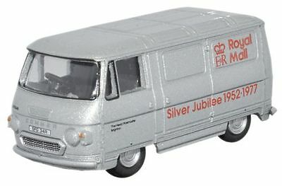 Oxford 76PB003 00 Commer PB Van Royal Mail silver Jubilee