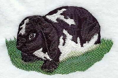 Finished Embroidery Lop Ear Rabbit