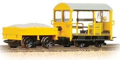 Bachmann 32-992 Draisine Wickham type 27 trolley car BR Spur 00