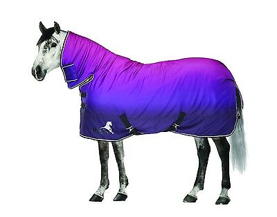 Masta Avante 340g fixed neck heavyweight winter turnout rug waterproof combo