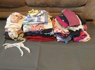 GORGEOUS BUNDLE 3-6 months baby girl's girls clothes 78 Pieces