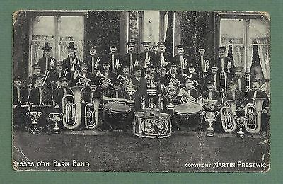 Early 1900's Pc Besses O'th Barn Band - Brass Band Whitefield, Gtr Manchester