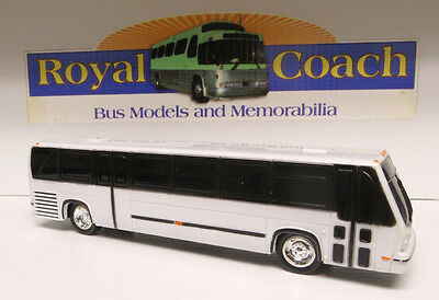 "Untrimmed RTS 10"" Plastic Bank Bus with Blems"