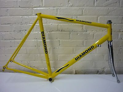 Cadre Diamond Columbus Thron 55.5 Cm Steel Bike Frame