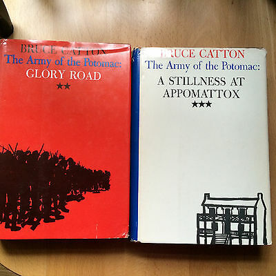 The Army of the Potomac: Glory Road & A Stillness at Appomattox by Catton