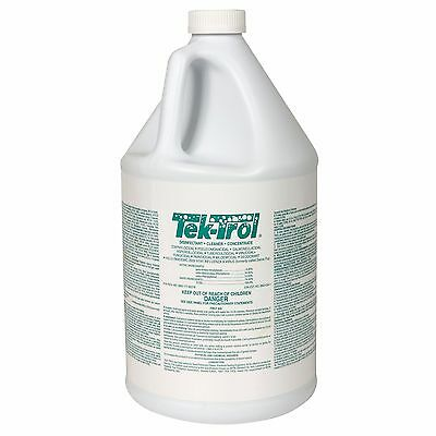 TEK-TROL Disinfectant Broad-Spectrum Cleaning and Disinfecting in One Gallon