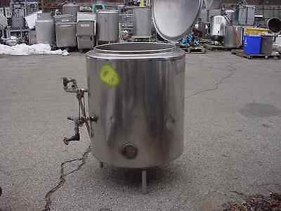 30 gallon GROEN GAS FIRED STAINLESS STEEL JACKETED KETTLE