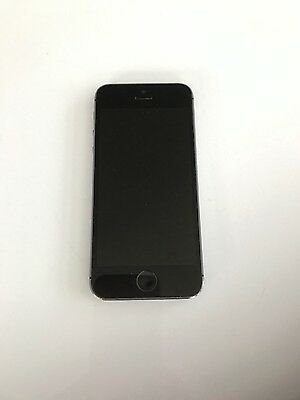 Smartphone Apple iPhone 5s - 16 Go - Gris Sidéral