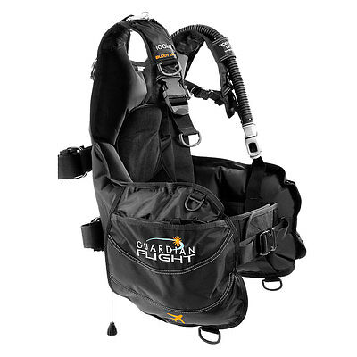 SALE !!! Northern Diver BCD GUARDIAN FLIGHT TRAVEL Large, was £250