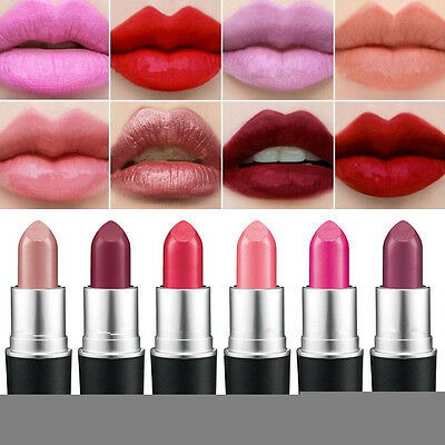 HAHA 2016 New Lipstick Matte Satin Lipsticks Ruby Most Wanted
