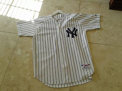 New York  Yankees Russell Athlectic Jersey