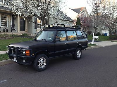 1995 Land Rover Range Rover Country LWB 1995 Range Rover Classic County LWB 4.2 V8 Automatic 4WD