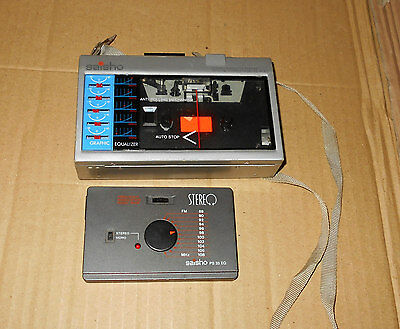 Saisho - personal Stereo Radio Cassette Player PS 33 EQ *With Radio Cassette*
