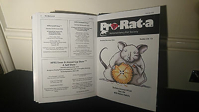 Pro-Rat-a - Issues 205-216 (with Official Binder)