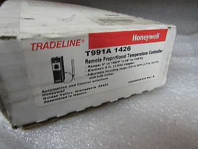 New Honeywell T991A 1426 - Remote Bulb Proportional Temp Controller Unit A2