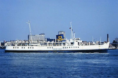 6x4 SIZE PHOTOGRAPH OF THE SEALINK FERRY  SOUTHSEA