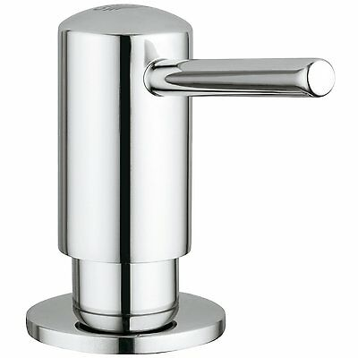 Grohe 40536000 Timeless Collection Soap Lotion Dispenser 15 oz, Chrome Finish