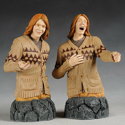 Harry Potter Fred and George Wealys Mini Bust Gentle Giant OVP NEU