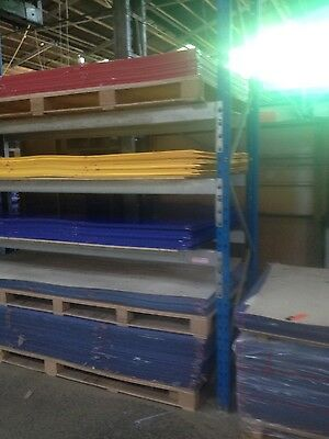 Acrylic sheets New New 2400x1200x3mm Clear