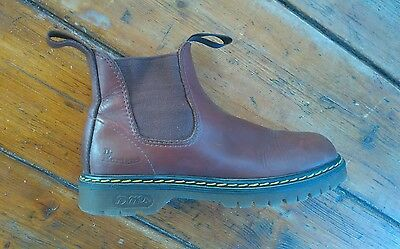 Dr Martens Pull On Chelsea Boots Size UK 6.5