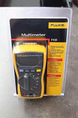 Fluke 115 Digital True RMS Multimeter