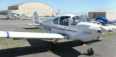 Airplane - 2005  Alarus - Easy to Fly Training Airplane!