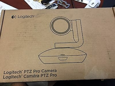 PTZ Pro Camera Logitech 960001021 Freestanding and USB 2.0 25fps/ 960-001021