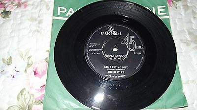 "The Beatles Can't Buy Me Love The Original Sixties 7"" Single"