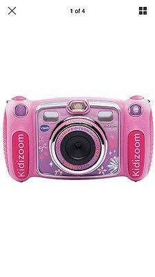 Vtech Kidizoom Duo Pink - Brand New