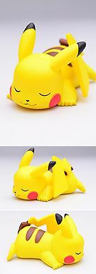 Pokemon Display PVC Figure Good Night Friends Sleeping Series ~ Pikachu @83038