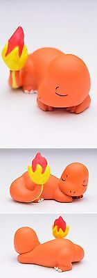 Pokemon Display PVC Figure Good Night Friends Sleeping Series~ Charmander @83038