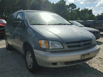1998 Toyota Sienna  Toyota sienna Clean and in great condition.